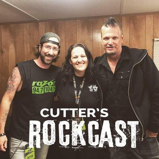 Rockcast Backstage at Rock USA - Dan Donegan of Disturbed