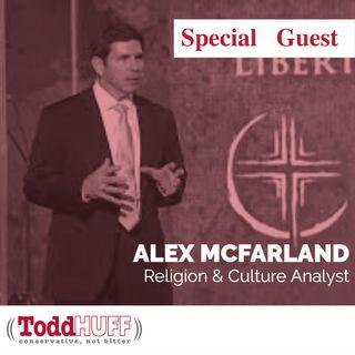Alex McFarland | Religion & Culture Analyst
