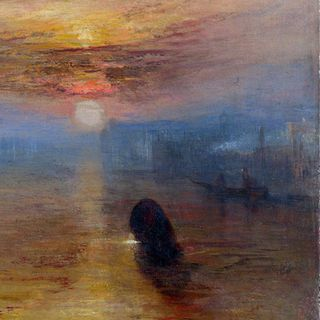 William Turner - Pittore del sublime
