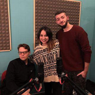 3 x 6 Push Up Comedy , terza stagione :  in studio con noi Nicolò Pinton di MostruosaMente Mostro Musical