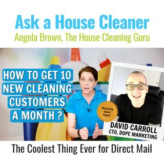 How to Get 10 New Customers a Month with David Carroll