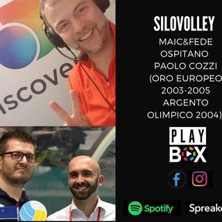 """Paolo Cozzi a """"Si lo volley"""""""