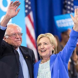 Bernie's Endorsement of Hillary, Trump's Potential VP Picks, Plus More