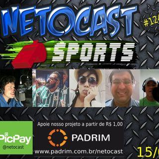 NETOCAST 1242 DE 15/01/2020 - ESPORTES - FUTEBOL - FUTEBOL FEMININO - NFL - NBA - TENIS - UFC
