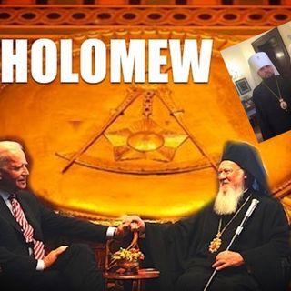 Patriarch of Constantinople, Ukrainian Schism, Ecumenism & Freemasonry - Jay Dyer
