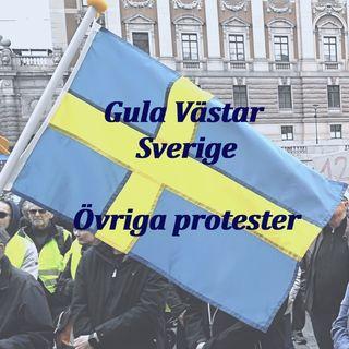 Gula Västar Sverige
