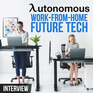 160. Home Workforce Office Tech | Autonomous interview