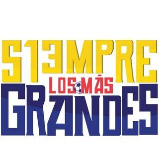 LOS MÁS GRANDES Temporada 4 programa 011. Abril 03, 2019.