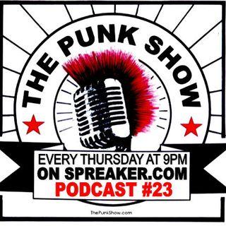 The Punk Show #23 - 07/11/2019