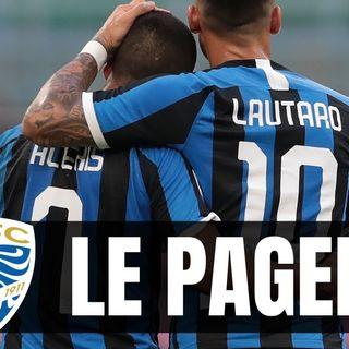 #RiscattiamoSanchez! Inter-Brescia 6-0: Pagelle e commento a caldo
