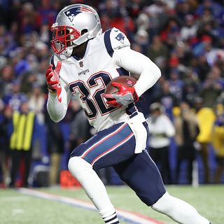 Devin McCourty's Patriots-Bills Pick 6 Is First Of His NFL Career