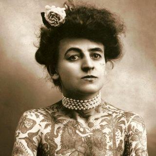 L'arte del tatuaggio secondo Maud Wagner