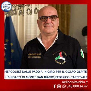 Monte San Biagio, Intervista al sindaco Federico Carnevale