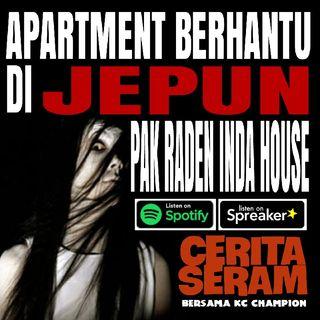 Cerita Seram - Menetap Di Apartment Berhantu Di JEPUN