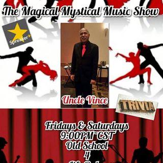 The Magical Mystical Music Show 10-2-2020