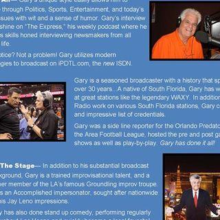 Radio Host Gary Alan Sits Down With Us