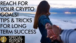 Tips & Tricks For Building Wealth with Bitcoin & Cryptocurrency