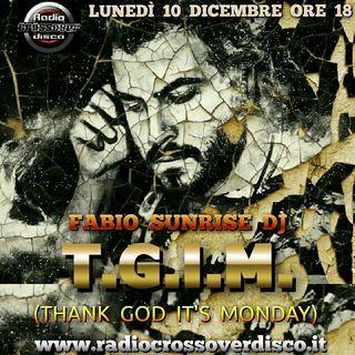 T.G.I.M. (THANK GOD IT'S MONDAY)