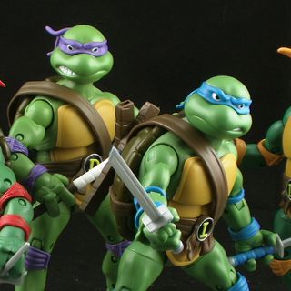 All Teenage Mutant Ninja Turtle Movies