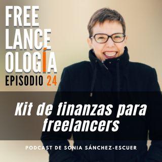 Kit de finanzas para freelancers S2E24