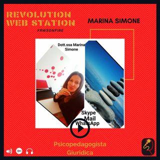 INTERVISTA MARINA SIMONE - PSICOPEDAGOGISTA GIURIDICA