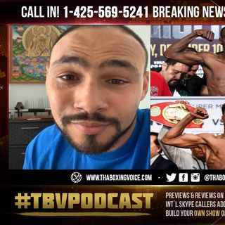 "☎️Keith ""One Time"" Thurman Is BACK❗️Goes OFF On Errol Spence Jr.,🧐Terence Crawford😳, and Bob Arum😱"