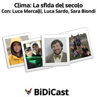 BiDiCast 1x06 - Clima: la Sfida del Secolo