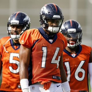 TDT #017: Broncos Camp | Analyzing how the key roster battles are shaping up