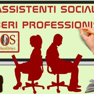 Libera professione assistenti sociali: considerazioni ed esperienza di una nostra collega