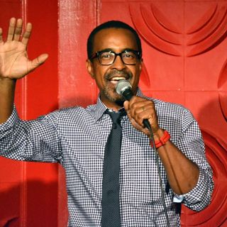 TIM MEADOWS: GRAND THEFT AUDIO (11/30/2012)