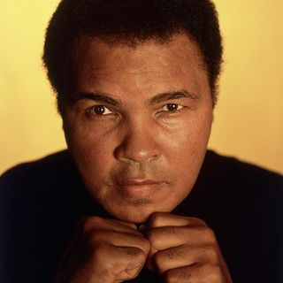 Paying My Respects to Muhammad Ali