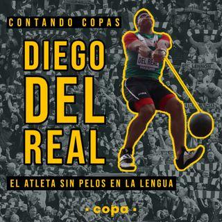 Entrevista a Diego Del Real: el atleta mexicano sin pelos en la lengua que estará en los Juegos Olímpicos de Tokyo