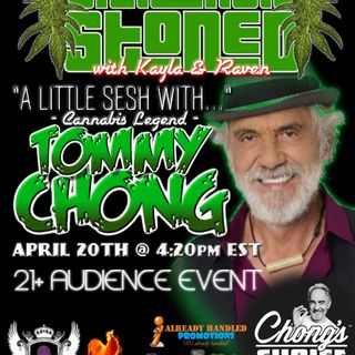 Cannabis Legend - TOMMY CHONG
