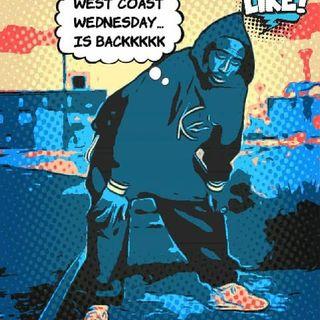 WBRP...West Coast Wednesday...   W/ DJ Lady J #Rap #HipHop #Explicit