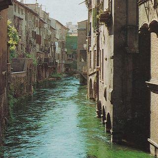 Mantova sull'acqua: il fiume Rio e la sua storia