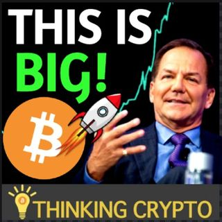 Guggenheim Fund To Invest $500M in BITCOIN & Paul Tudor Jones Fractal Shows Massive Bitcoin Rally!