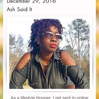 I'm a tough critic #ashsaidit
