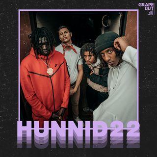 GrapeOut LOUD med Hunnid22