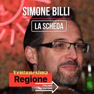 Simone Billi la scheda
