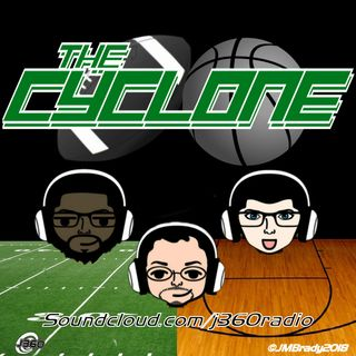 The Cyclone Ep.34: The Ides of Week 8
