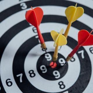 Fijar objetivos: Altura de miras