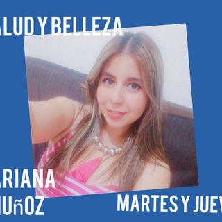 Salud y Belleza con Mariana Muñoz 28-05