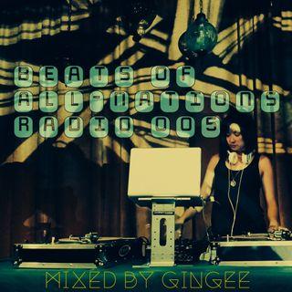 Radio Episode 005:  Gingee