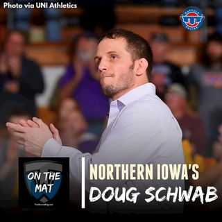 Northern Iowa head coach Doug Schwab - OTM598