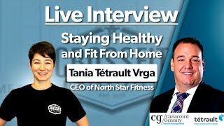 [LIVE April 20th] - Health & Wealth with Tania Tetrault Vrga