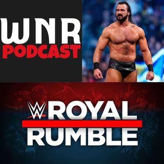 WNR270 WWE ROYAL RUMBLE 2020
