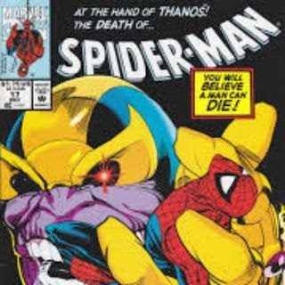 Source Material #131 Spider-Man #17 (Marvel, 1991)