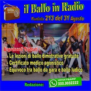 MUSICANDO il Ballo 213 con Tony Mantineo