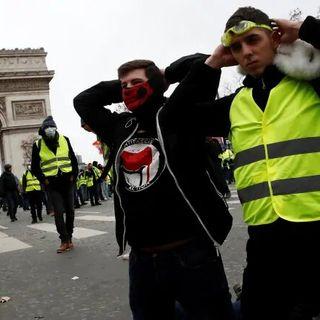 Despidos masivos en Chile, chalecos amarillos en Francia