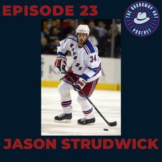 Ep. 23- Jason Strudwick
